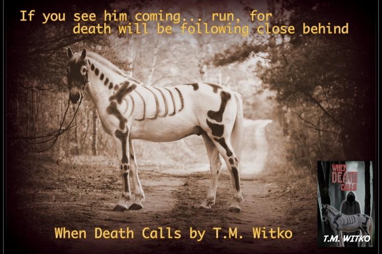 When Death Calls Promo